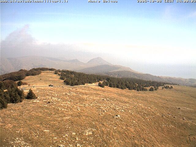 montagna Monte Beigua Est