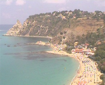 Webcam Capo Vaticano
