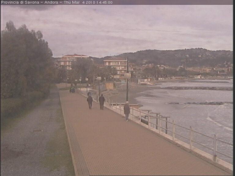 Webcam Andora Mare
