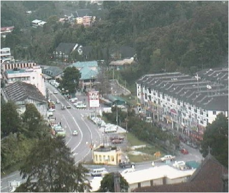 Dettagli webcam Cameron Highlands