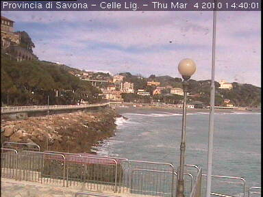 webcam celle ligure surf n. 47503