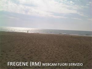 webcam fregene