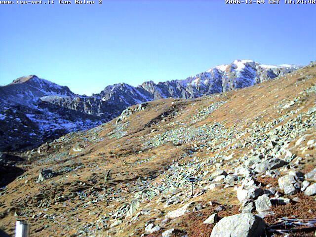 montagna Alpe Della Balma Roubinet