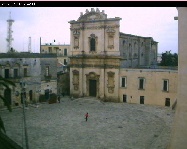 Webcam nei dintorni di Brindisi in Puglia