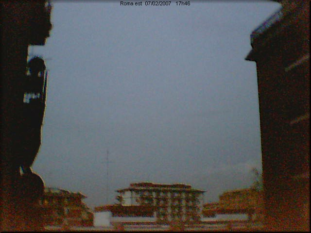 Webcam nei dintorni di Roma in Lazio